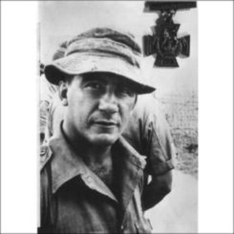First VC to Australian in Vietnam