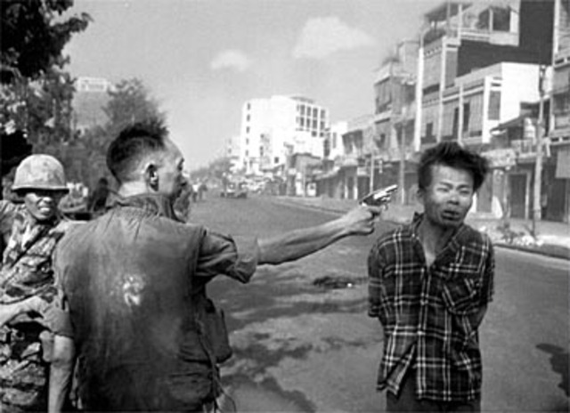 Tet offensive launched