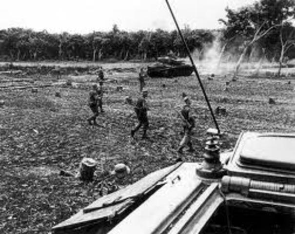 The Battle of Binh Bah