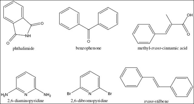 (1900-present) Simple Organic Compounds