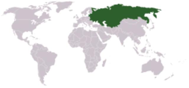 Se Derrumba la Unión Soviética.