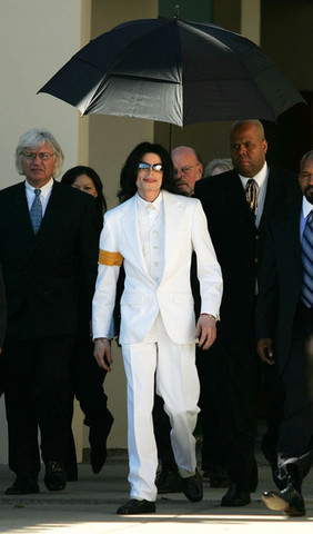 The Jackson trial begins with jury selection.
