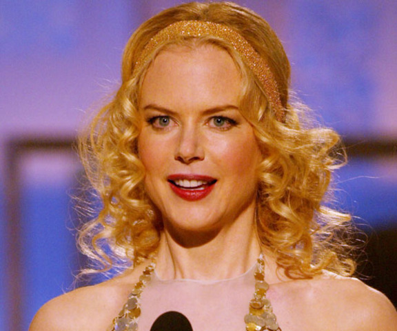Asks Nicole Kidman to go with him to the MTV Music Awards. She turns him down.