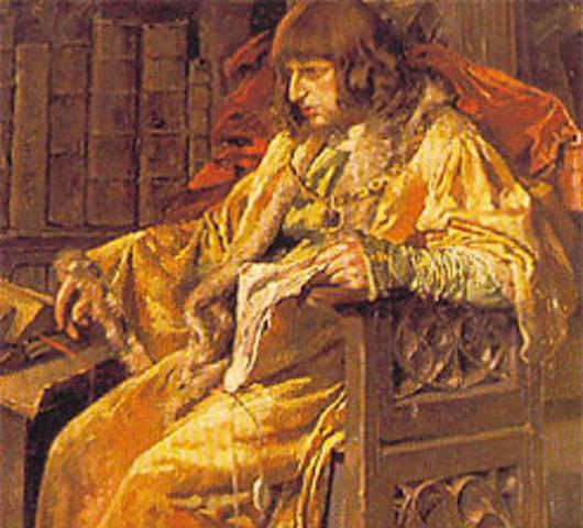 Principe de Viana Dinastía: Trastámara (1458-1461)
