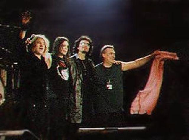 Black Sabbath releases first heavy metal album
