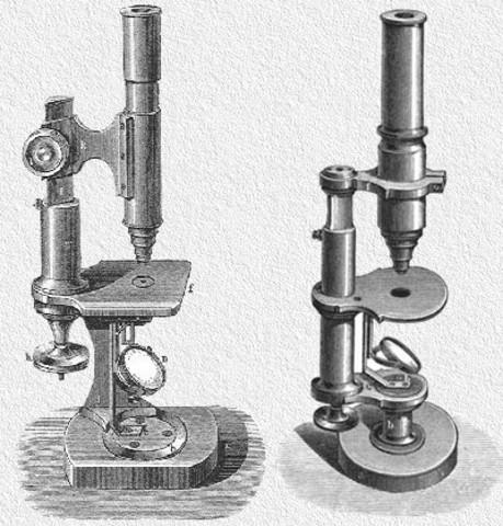 (1600-1700) Early Microscopes