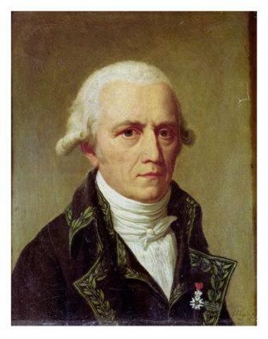 Jean- Baptiste Lamarck; Born