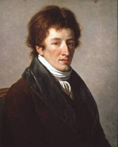 Georges Cuvier; Born