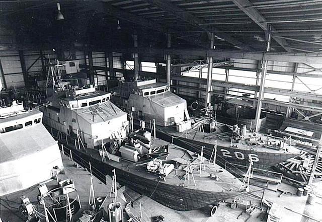HMAS Cairns was officialy a navy base.
