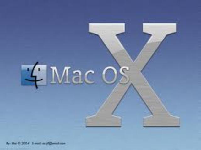 MacOSX free.