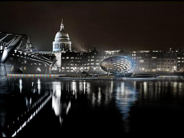 Floating walkway tops awards