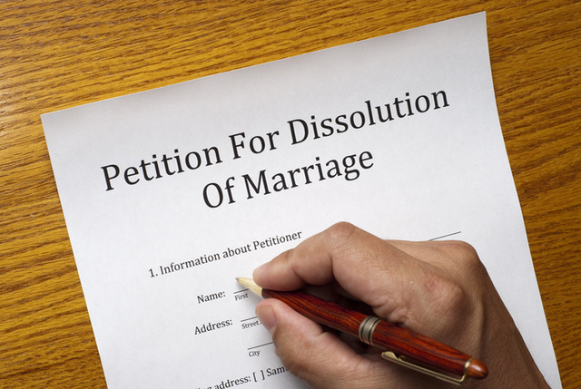 Dosen't support the divorce and leaves.