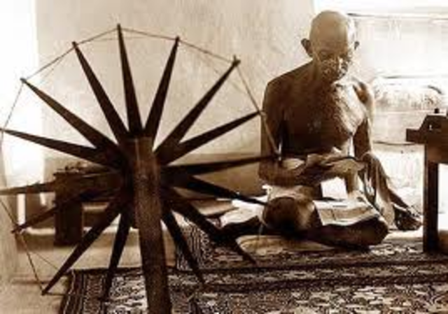 Gandhi: Civil Disobedience
