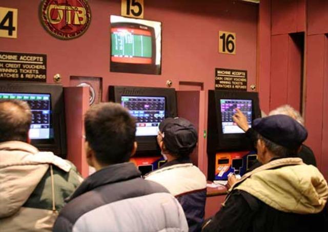 Race Track Gambling License