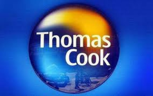 """Se establece la empresa """"Thomas Cook"""""""