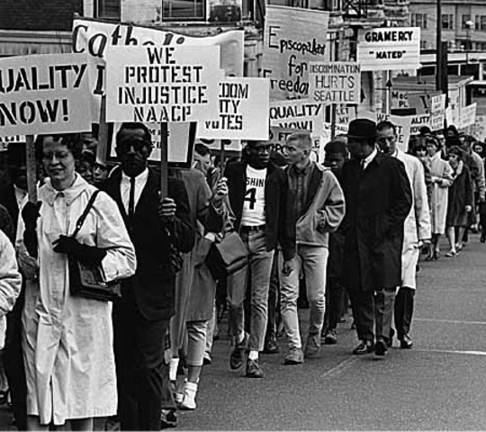 Civil Rights Act Passed in US
