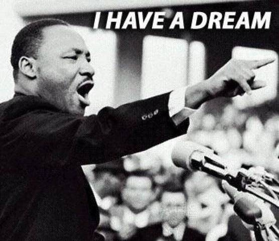 """Martin Luther King Jr.'s """"I Have a Dream"""" Speech"""