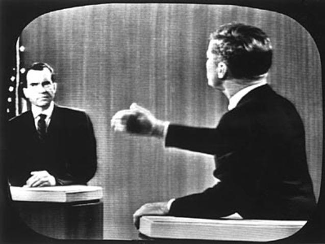 First Televised Presidential Debates