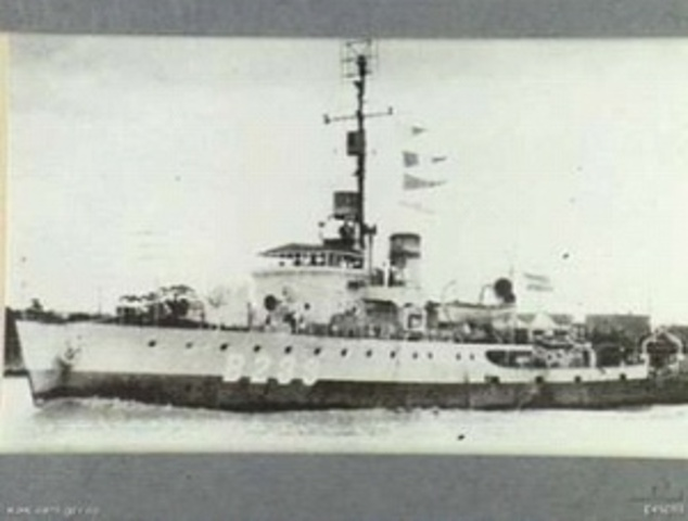 What HMAS Cairns was named after.