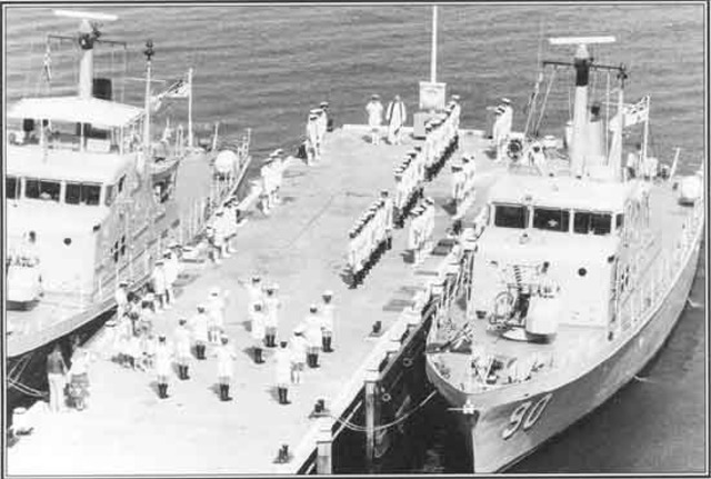 What HMAS Cairns was built for.