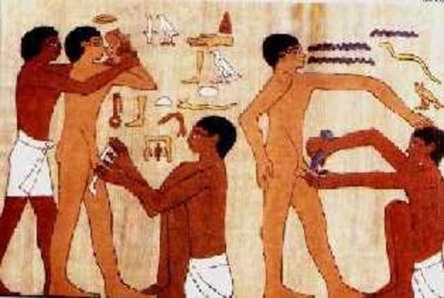 3000 a.C. MEDICINA EN EL ANTIGUO EGIPCIO