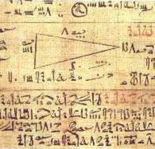2700 a.C. ARITMETICA