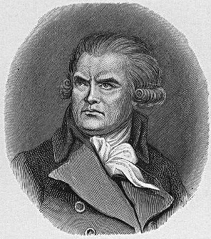Georges Danton 1759 - 1794 (A.Afsari)