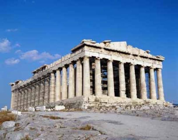 850 a.C. GRECIA