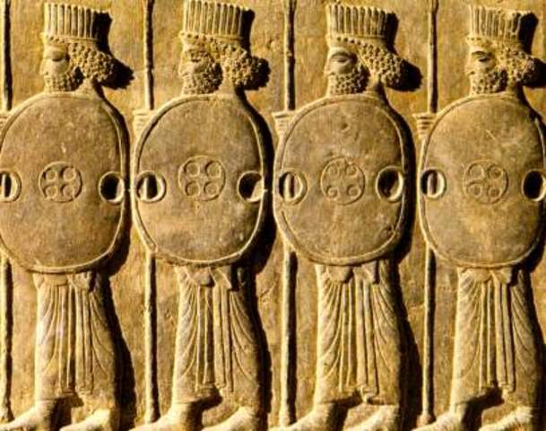 600 a.C PERSA