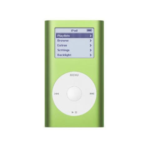 Second Generation iPod Mini