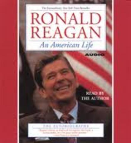 Reagan's book