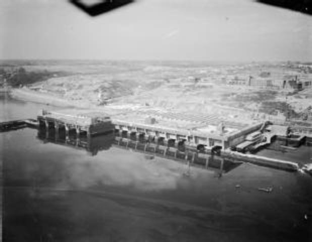 British air ministry directs bomber commend on German sub bases.