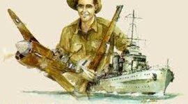 World War II timeline by Matt Sarna