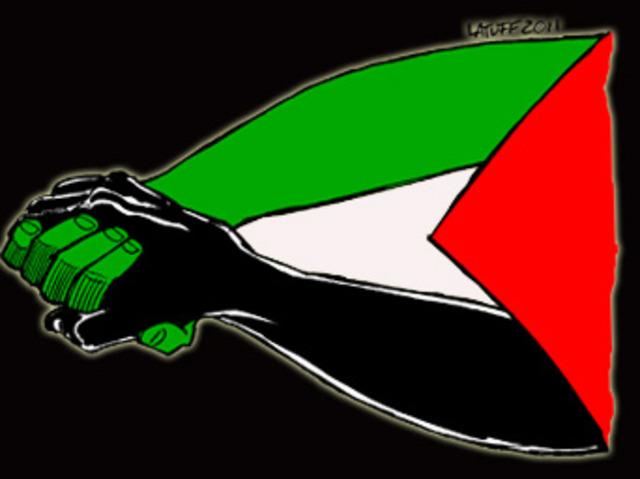 Yasir Arafat calls for peace plan between Israel and Palestine