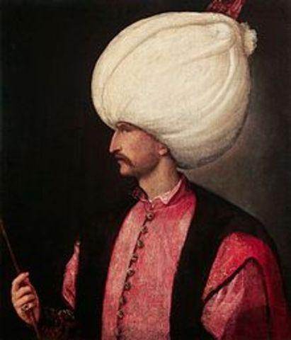 Birth of Ottoman Sultan: Süleyman the Magnificent