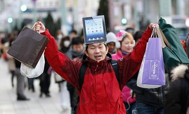 New iPad released