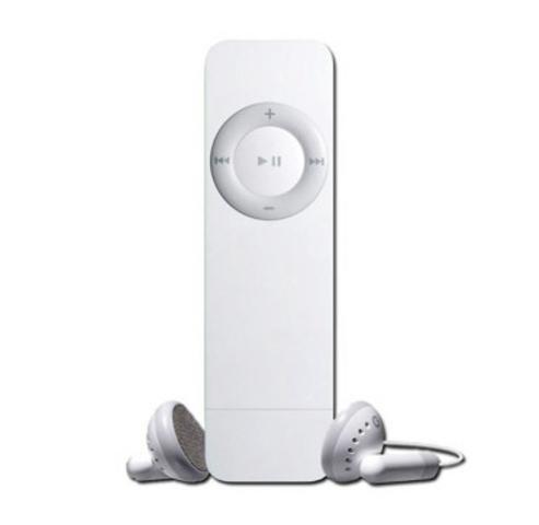 iPod shuffle released