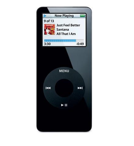 iPod Nano released