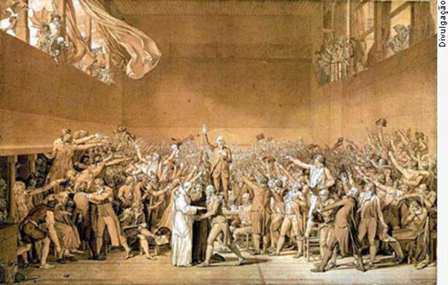 Proclamação da Assembleia Nacional