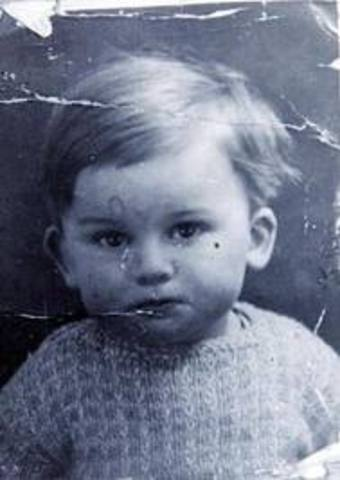 George harrison was born