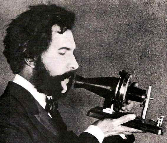 Invention of telephone