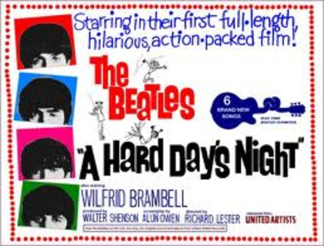 A Hard Days Night is released