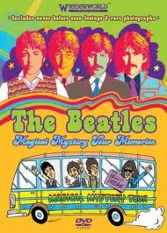 Magical Mystery Tour is relesed