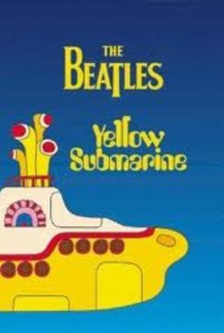 Yellow Submarine is released