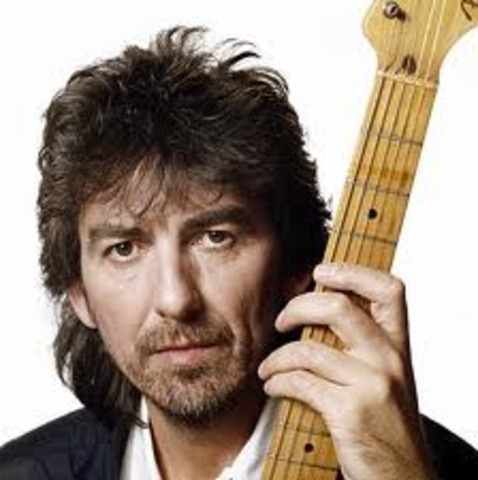 George Harrison died of lung cancer