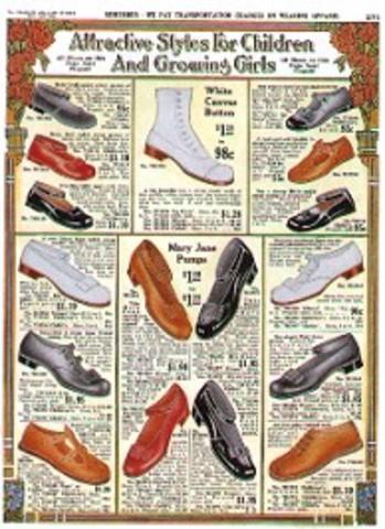 Spool heel become popular