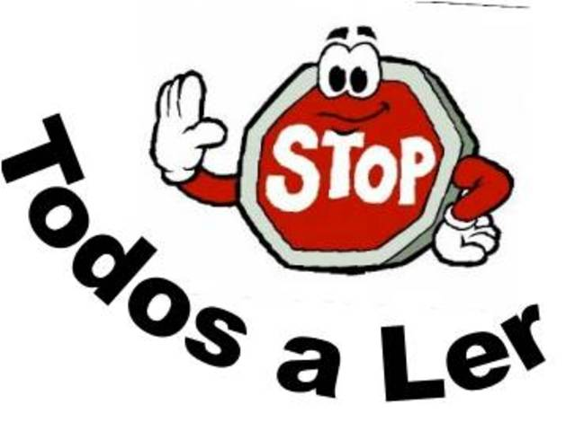 Stop: todos a ler!