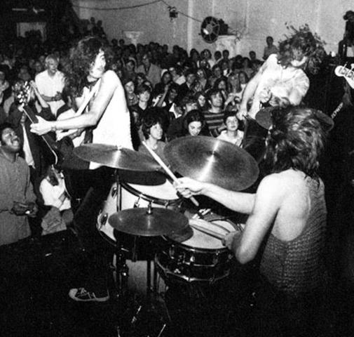 John Bonham: First Wod Tour