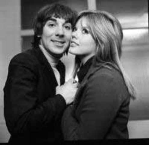 Keith Moon: Gets Married