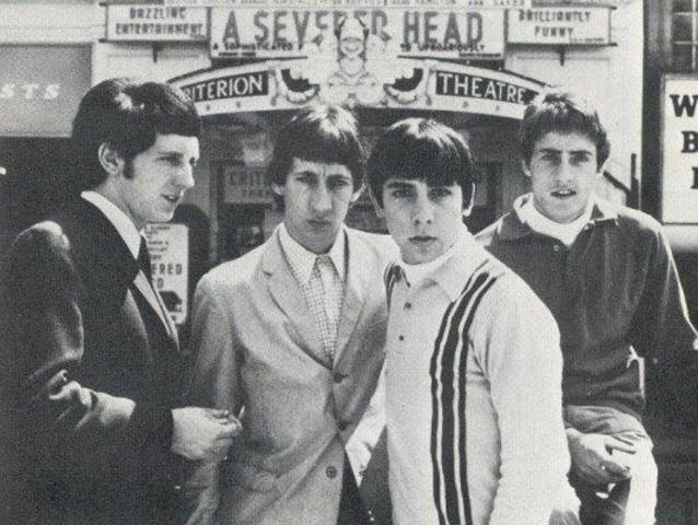 Keith Moon: Joins The Who